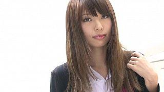 甜美的日本女学生构成
