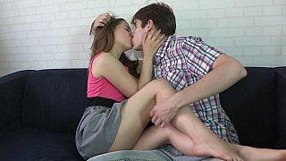青少年的夫妇