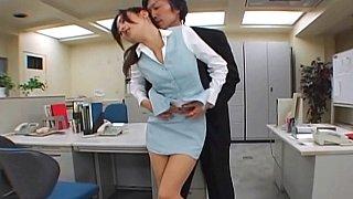 日本办公室性爱。连裤袜恋物癖