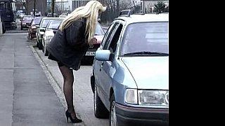 德国街头妓女