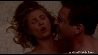 来自Sex Tape的卡梅隆迪亚兹性爱场面