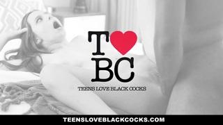 TeensLoveBlackCocks  - 匈牙利青少年的第一次跨种族