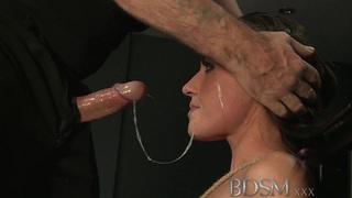 BDSM XXX魔术棒高潮证明太多肮脏的潜艇