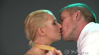 BDSM XXX Big breasted由主导师傅填补