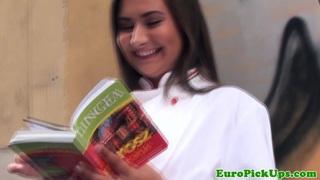 欧洲业余爱好者在肛门厮杀后显得面部表情