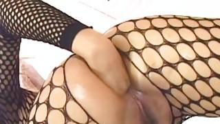 极端的巴西肛门拳交