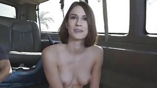 hottie babe Ayn Marie love to suck big cock