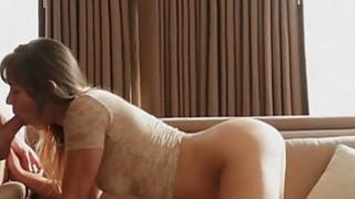 Stunning orgasms enrich slut during wild sex