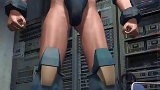 Hottie 3D动漫宝贝吸触角