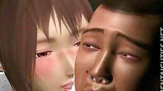 丰满的3D无尽的恶魔他妈的一个黑人的家伙