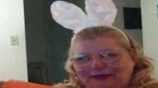 大成熟兔子为复活节