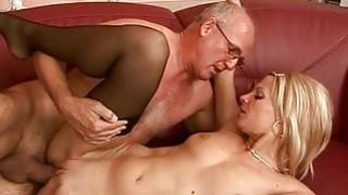 Grandpas and Nasty Teens Sex Compilation