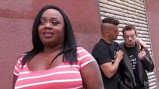 杰登Starr证明她是黑人贱人