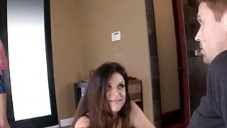 India Summer and Teal Conrad horny threesome session