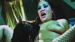 伦敦凯斯和Charmane星女同性恋色情明星