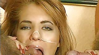 业余青少年GF肛门双重渗透和面部