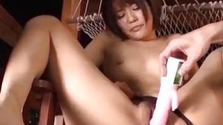 华丽的摩洛伊斯兰解放阵线Saya Tachibana与僵硬的玩具性交