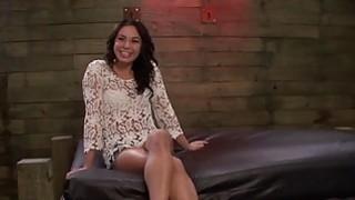 角质情人重磅甜美布鲁内特辣妹Isa Mendez