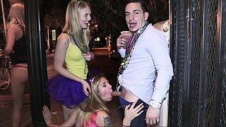青少年的性爱派对入门