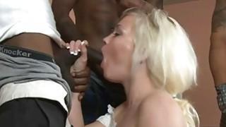 惠特尼格雷斯双黑人和口交性交