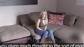 Relaxed blonde bangs uk agents dick