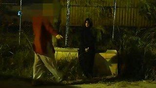 阿拉伯小鸡搭上她最阴暗的生活