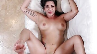 TeamSkeet Cuban Hottie Fucks VollyBall教练