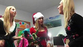 X级的圣诞节庆祝活动