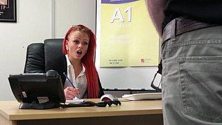 红热红头发