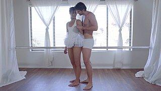 最热的芭蕾舞女演员