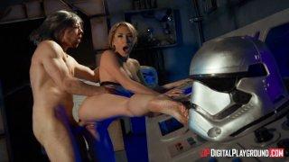 星球大战:最后的诱惑色情模仿场景4