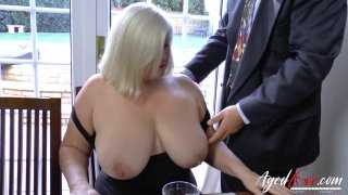 AgedLovE Lacey Starr和Paul Hardcore Action