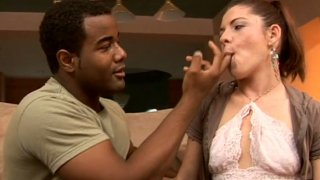 Let me be your Valentine! Kelly Rose gives eager blowjob