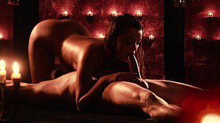 Sensual 69 by a candlelight