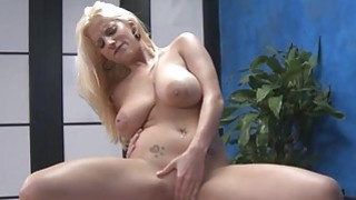 Sex domme in sexy lingerie rides cock and groans