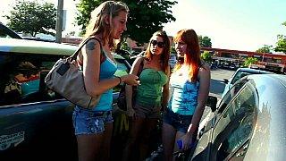 Tara Lynn Foxx, Katie Summers, Rebecca Blue